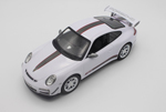 Porsche 911 GT3 RS 4.0 Plastic RC Model
